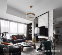 『设计师:徐文卓』住着舒服,经济合理才是家装的真章!